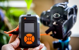 MIOPS Smartphone camera trigger for high speed photography